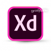 Adobe XD CC for Teams ENG Win/Mac