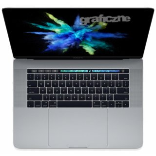 "Apple MacBook Pro 15"" 2.6GHz (i7)/16GB/512 GB SSD/Radeon Pro 555X/Touch Bar/Space Gray"