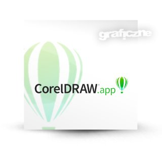 CorelDRAW.app Enterprise 10-User Pack - Subskrypcja 1 rok