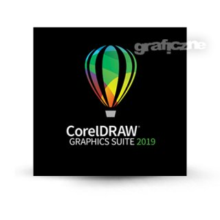 CorelDRAW Graphics Suite 2019 MULTI Win/Mac (+ Upgrade Protection 1 Rok) – licencja rządowa