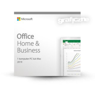 Microsoft Office Home & Business 2019 PL Win/Mac