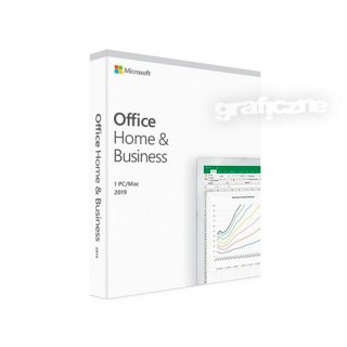 Microsoft Office Home & Business 2019 ENG Win/Mac BOX medialess