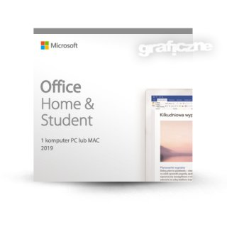 Microsoft Office Home & Student 2019 MULTI Win/Mac