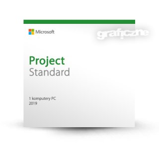 Microsoft Project Standard 2019 PL Win