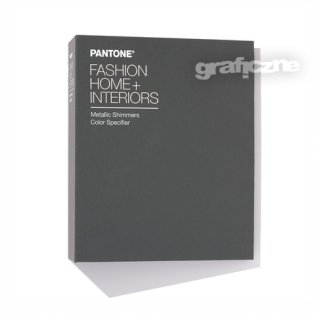 PANTONE FHI Metallic Shimmers Color Specifier
