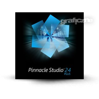 Pinnacle Studio 24 Plus PL Win