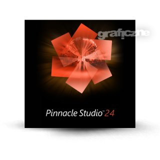 Pinnacle Studio 24 Standard PL Win