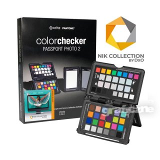 X-Rite ColorChecker Passport Photo 2 + Nik Collection 2018